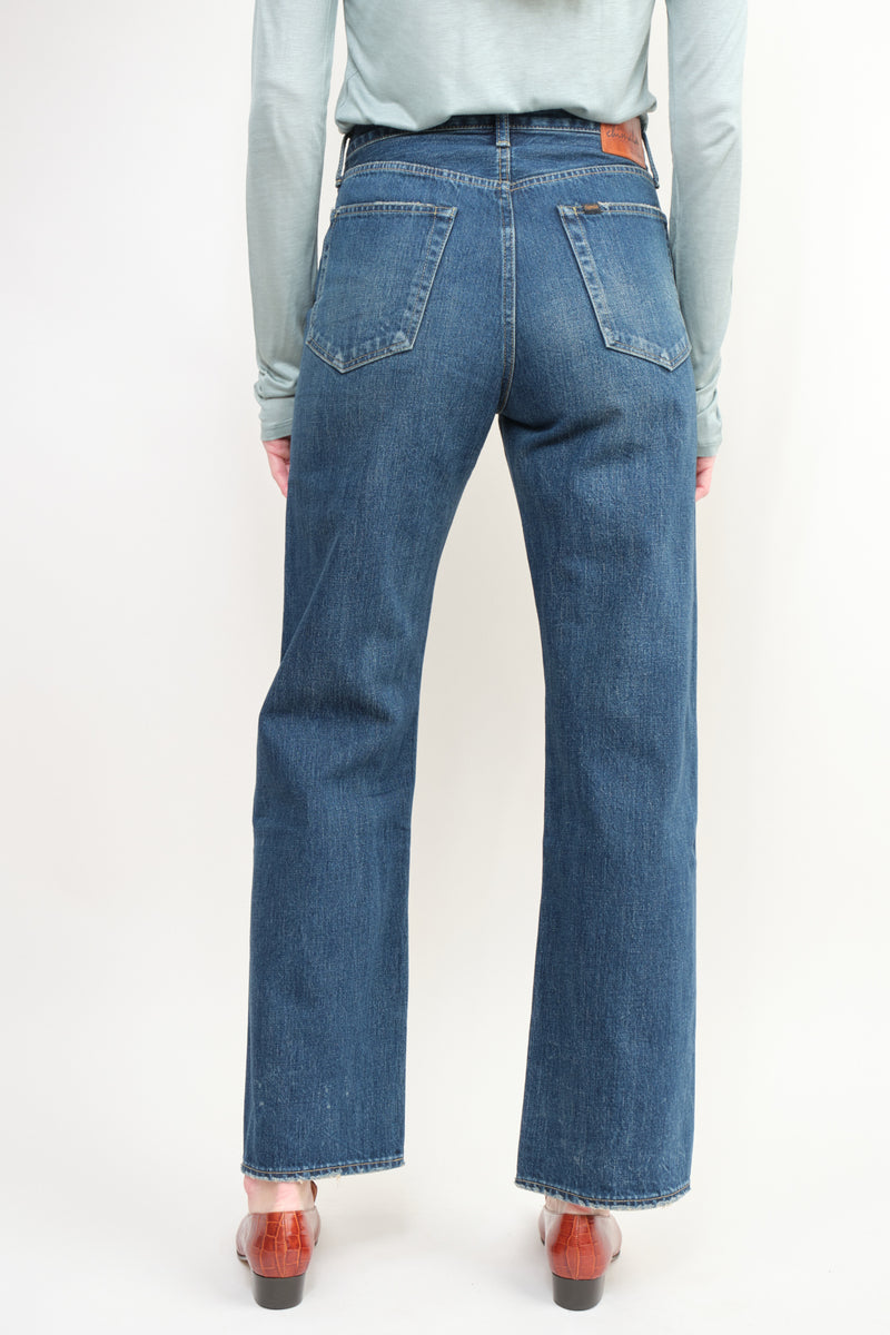 Chimala Selvedge Denim Vintage Deep Rise Fit 13.5oz