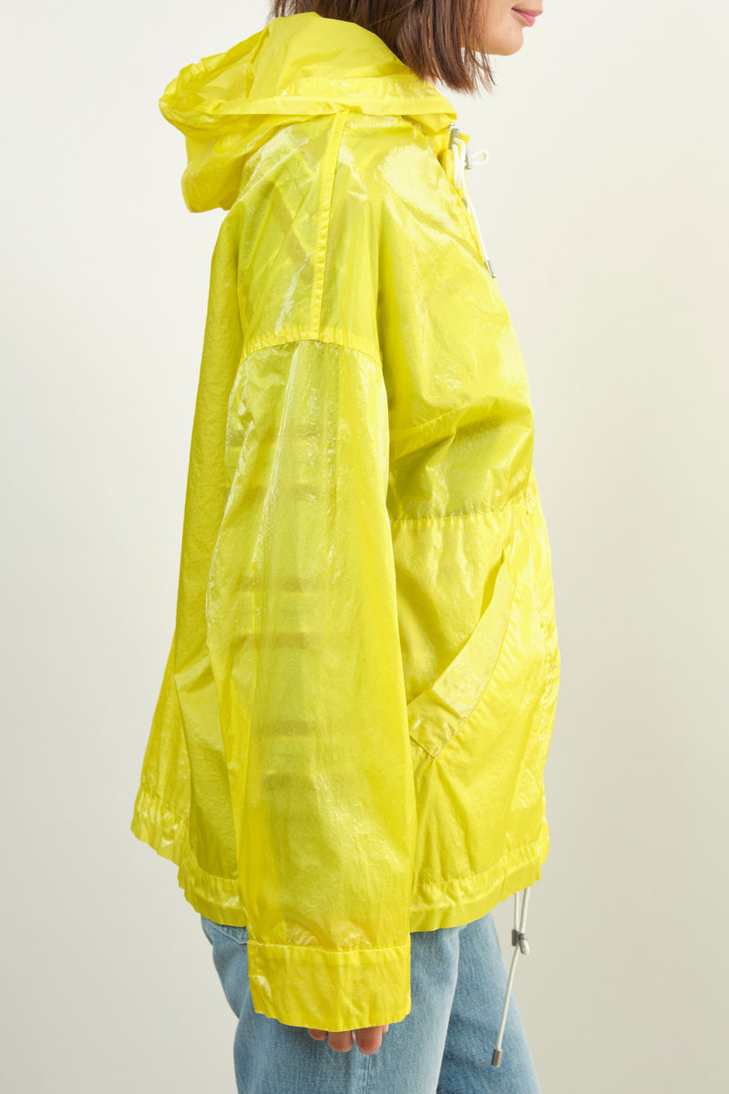 Yellow Spring Coat