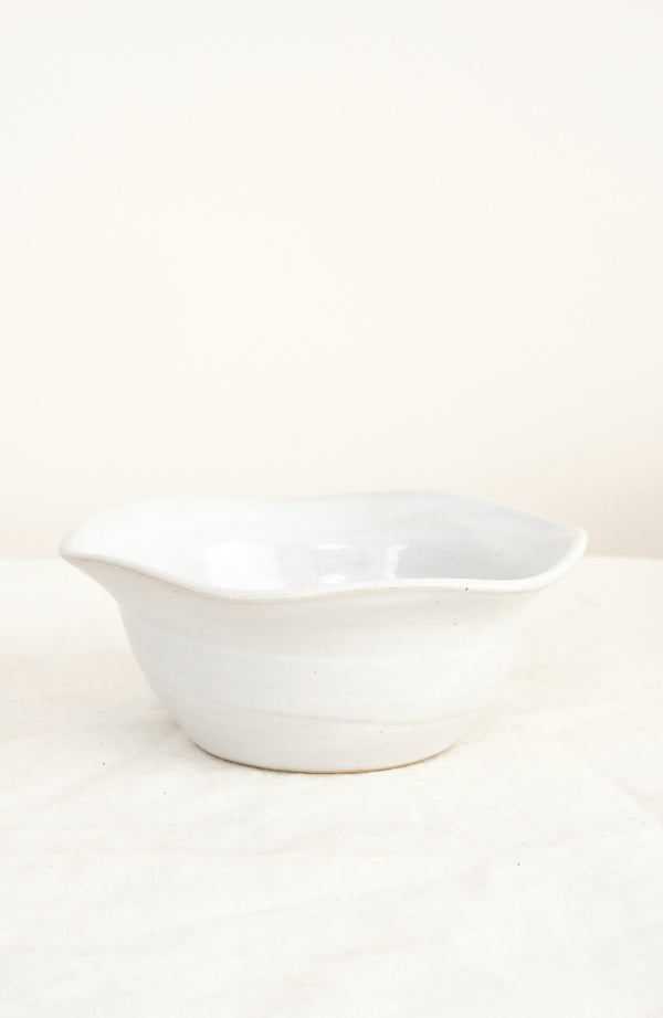 Farmhouse Pottery kitchen bowls