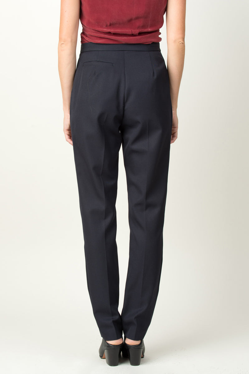 Women's Navy Trouser