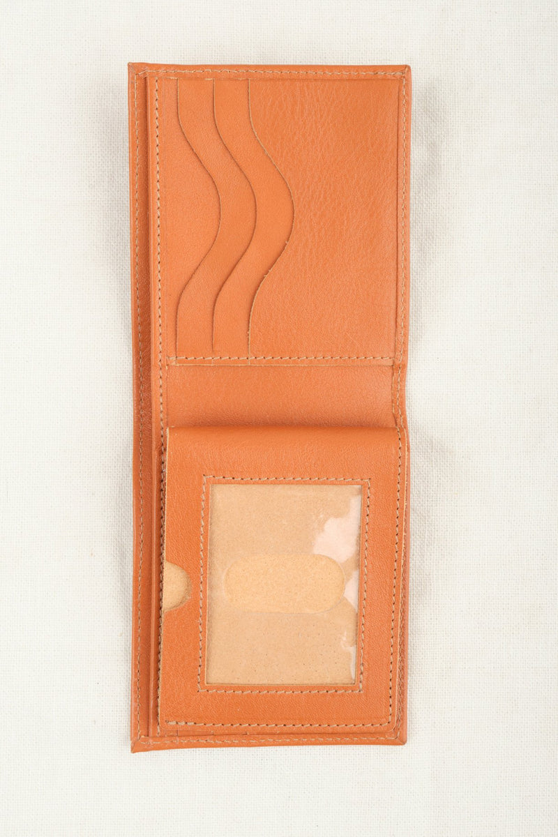 Il Bisonte Leather Wallet