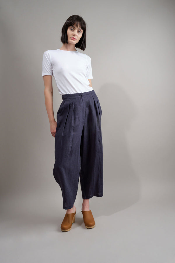 Summer Pleated Trouser 7115 by szeki