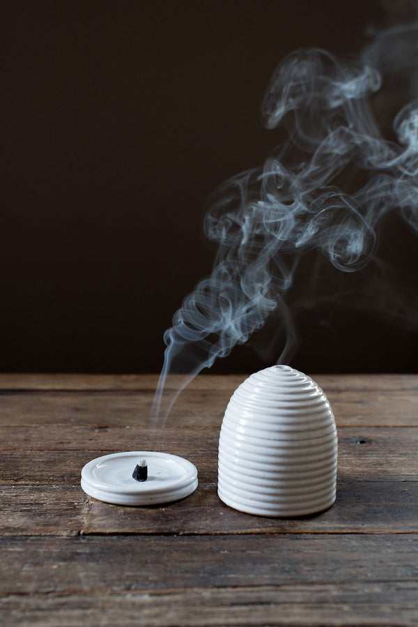 Beehive Incense Burner