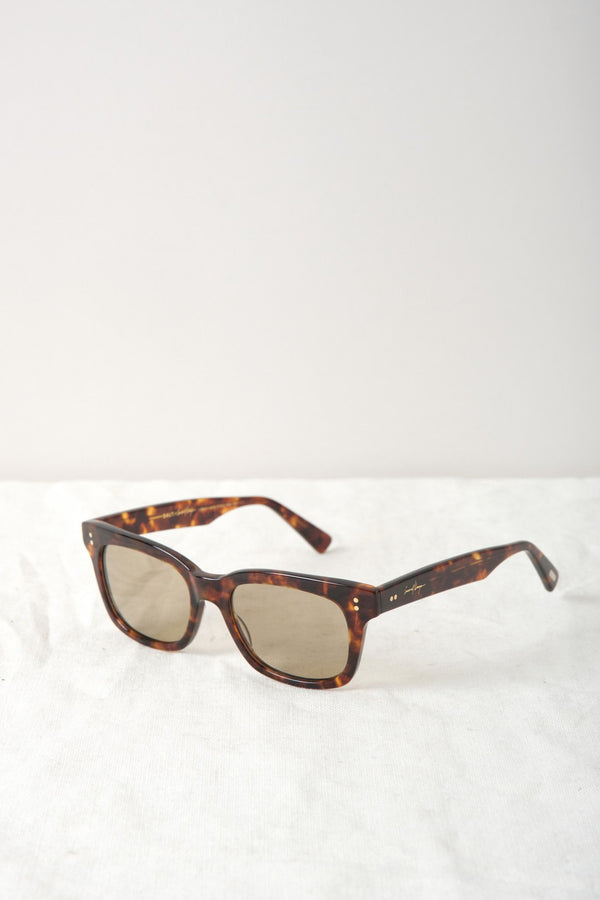 Salt Optics Chico Toffee Tortoise Gold