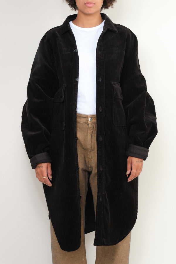 kapital 7W Corduroy CPO Sloppy Shirt Coat