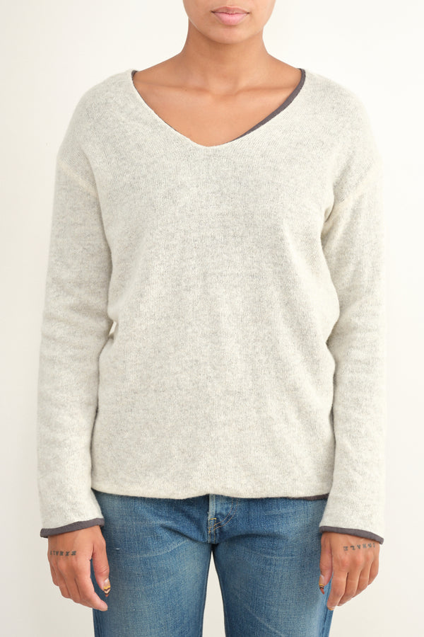Elsa Esturgie recycled wool sweater