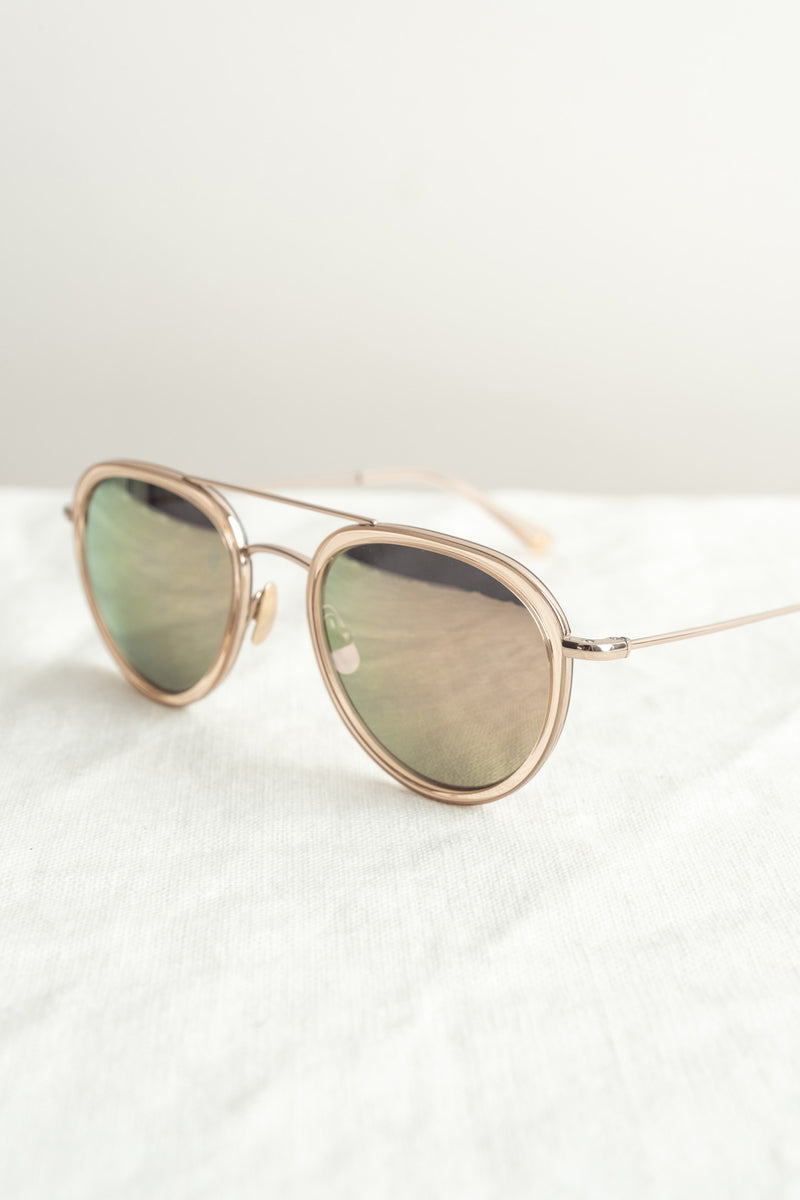 Women's Teardrop Shaped Sunglasses