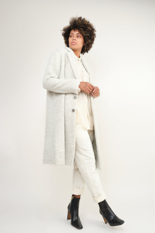 pas de calais wool coat