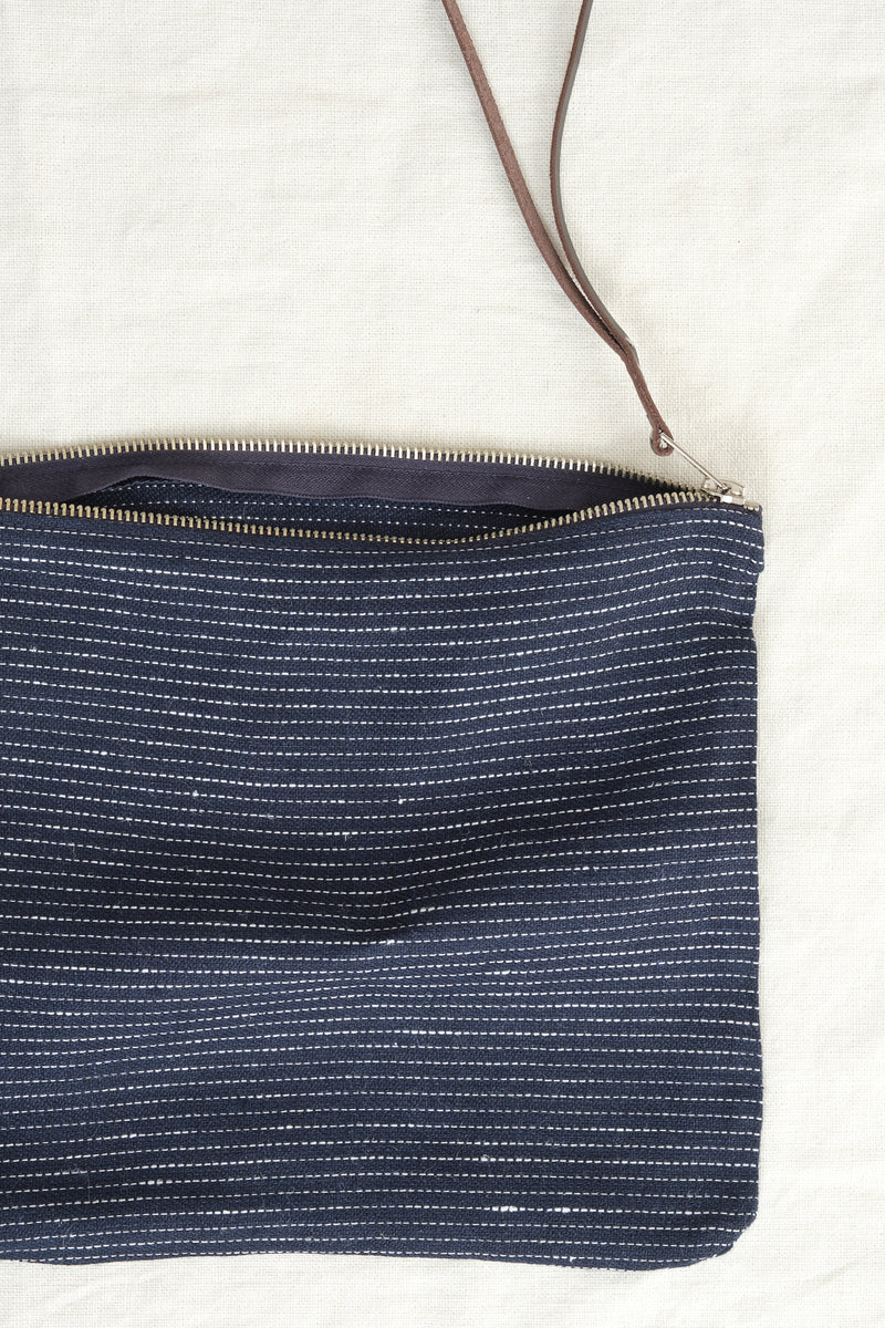 zipper pouch Fog Linen Work