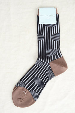 Hansel From Basel ella crew socks