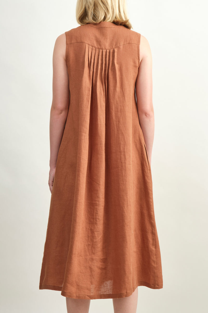 Women's Pleated Dress