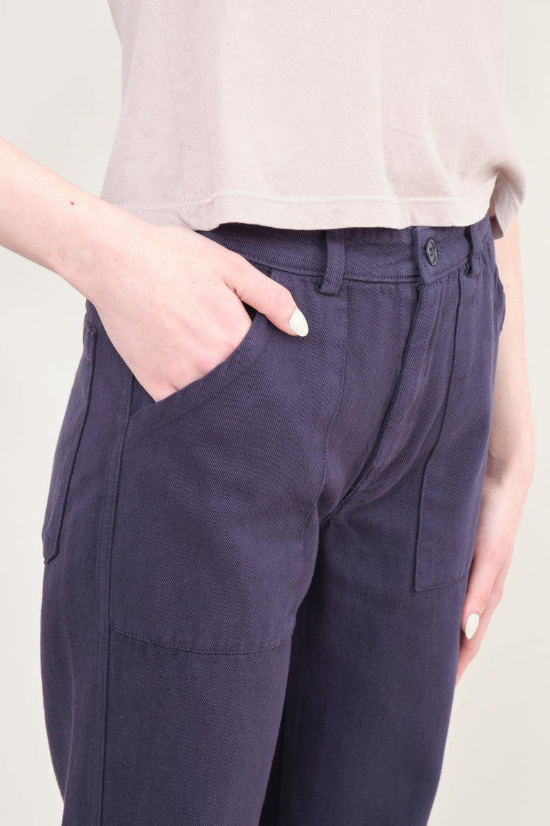 Lacausa Arlo Trousers Cotton Twill