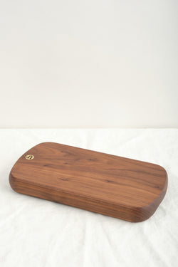 Jacob May small wood cutting board