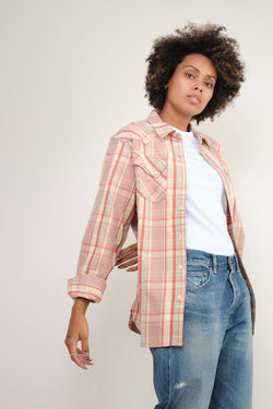 kapital Flannel Check Western Shirt