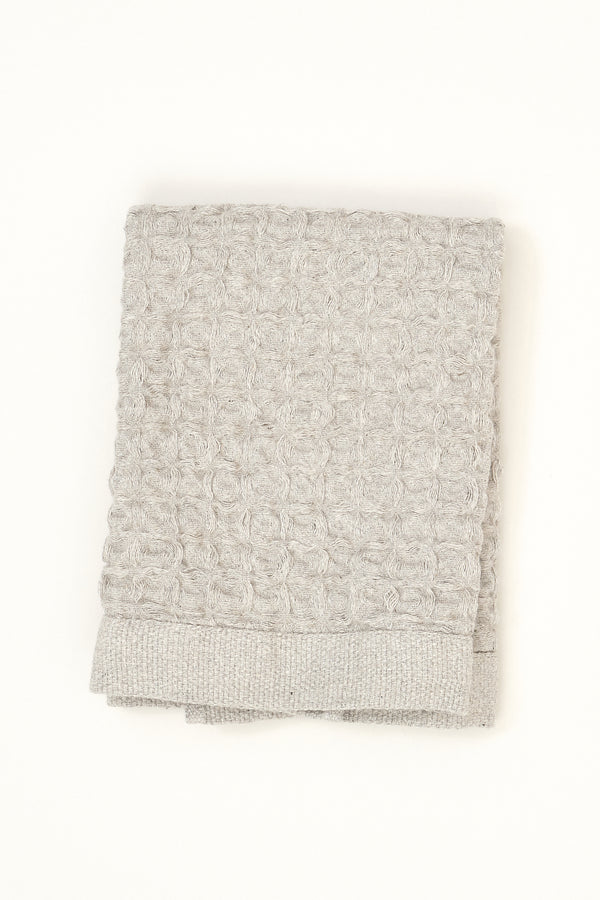 kontex lattice towel with linen