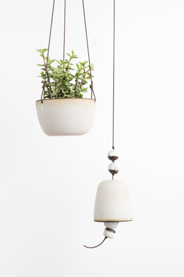 Notary Ceramics Hanging Planter