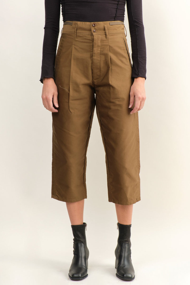 Chimala Moleskin Farmar's Work Pants Khaki Green