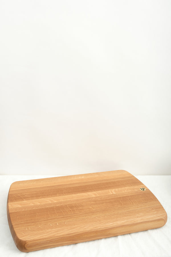 large oak cutting board Jacob May