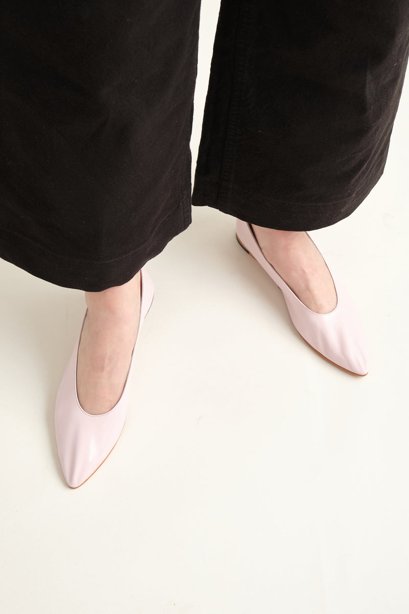 pointed toe flats Martiniano