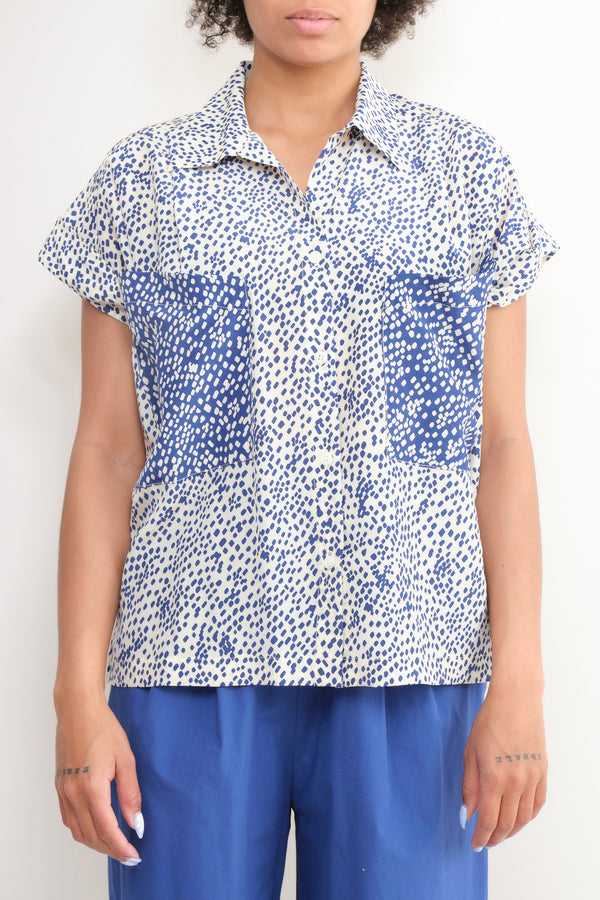 no. 6 faro silk top
