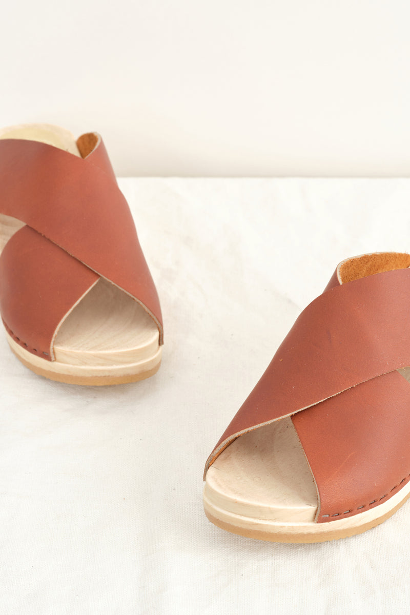 No. 6 Frida Clog Slide