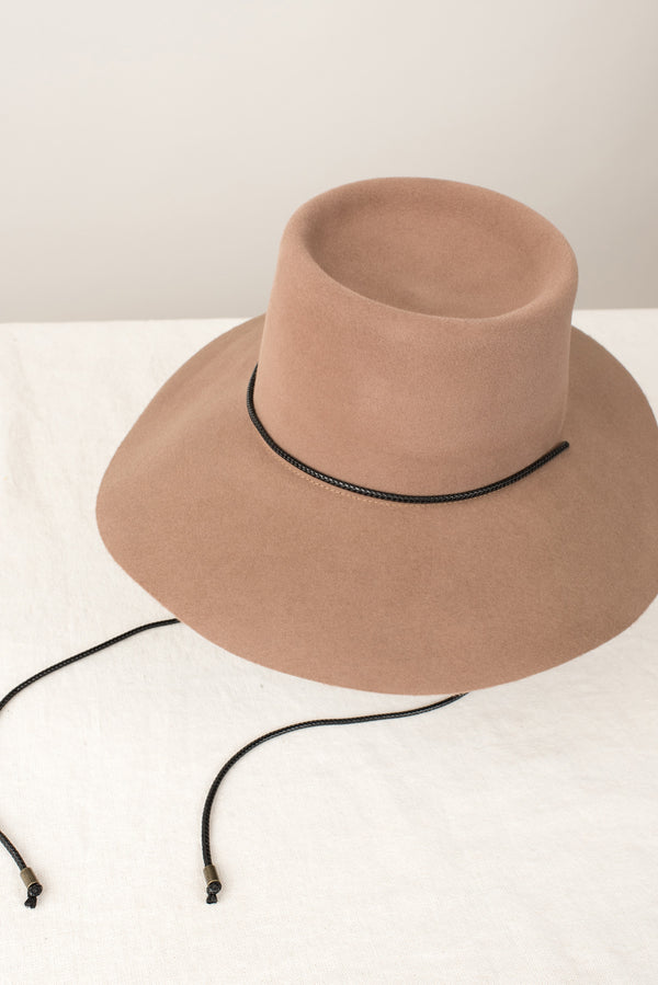 Women's Wool Felt Hat