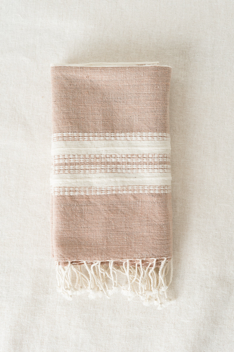Creative Women Rattan Hand towel