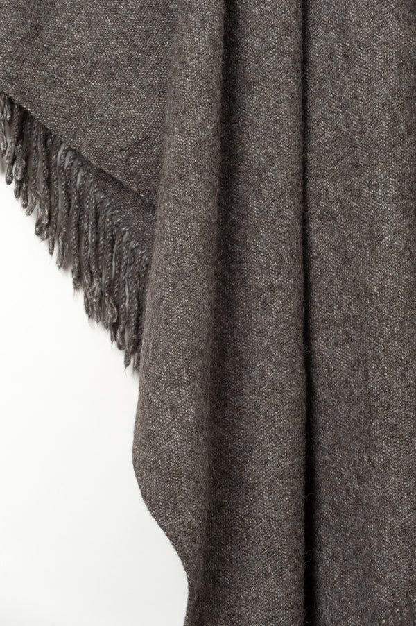 Thick Wool Throw