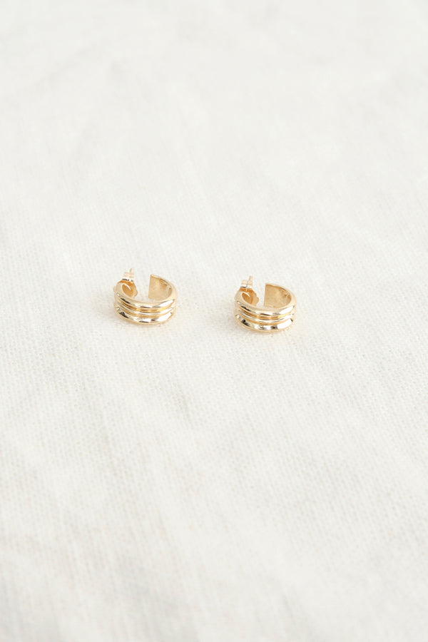 wwake hoop earrings