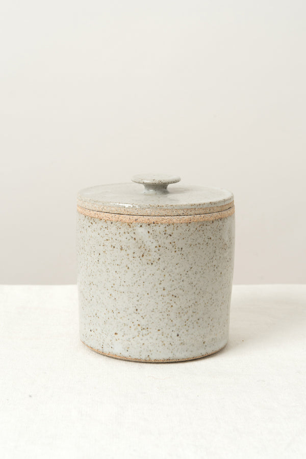 BD Pottery Medium Lidded Canister