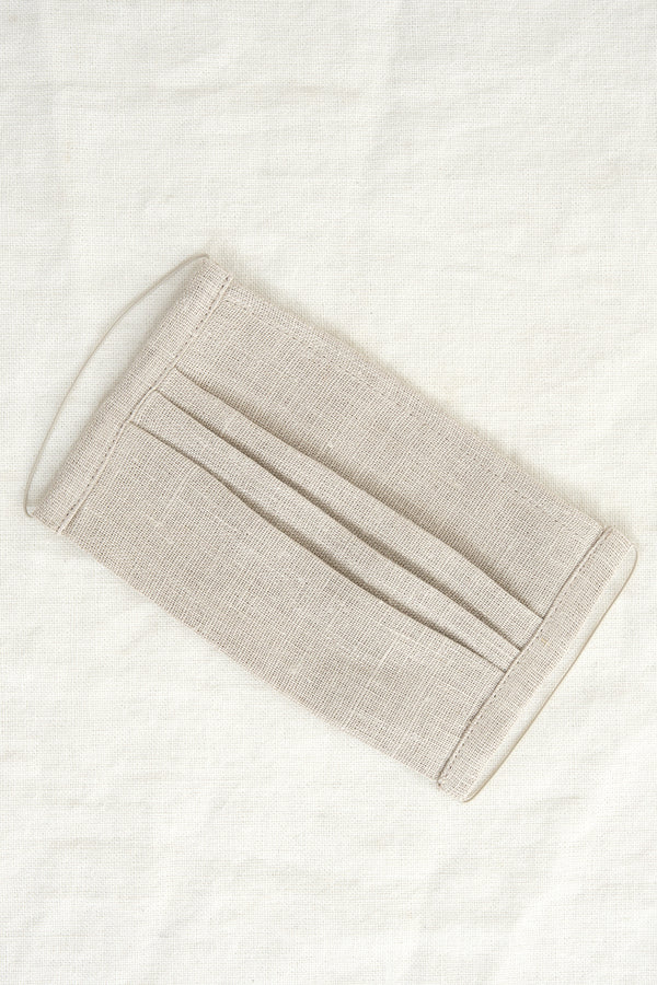 Fog Linen Work linen face mask