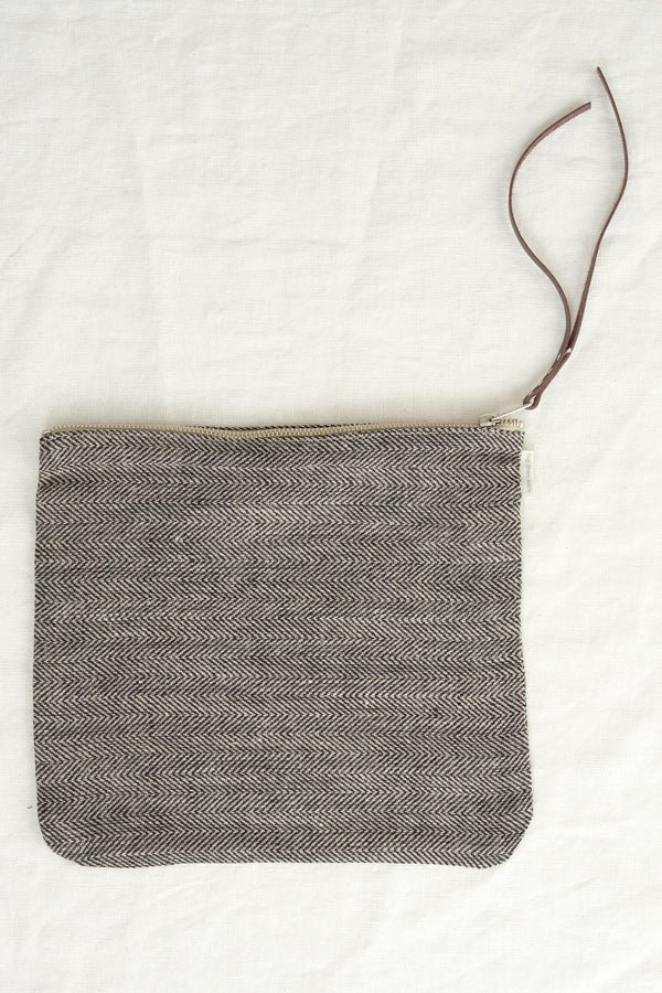 large canna pouch Fog Linen Work