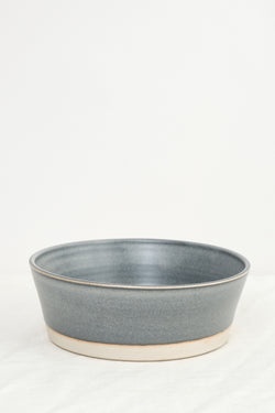 WRF Lab Ceramics Large Flat Bowl