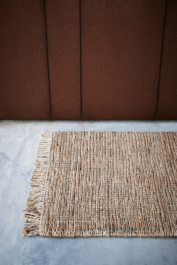 Armadillo & Co. natural jute rugs