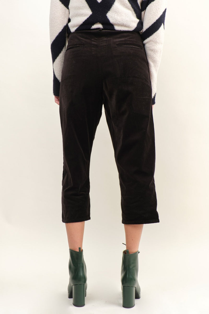 Chimala Velvet Farmar's Work Pants Fall Collection
