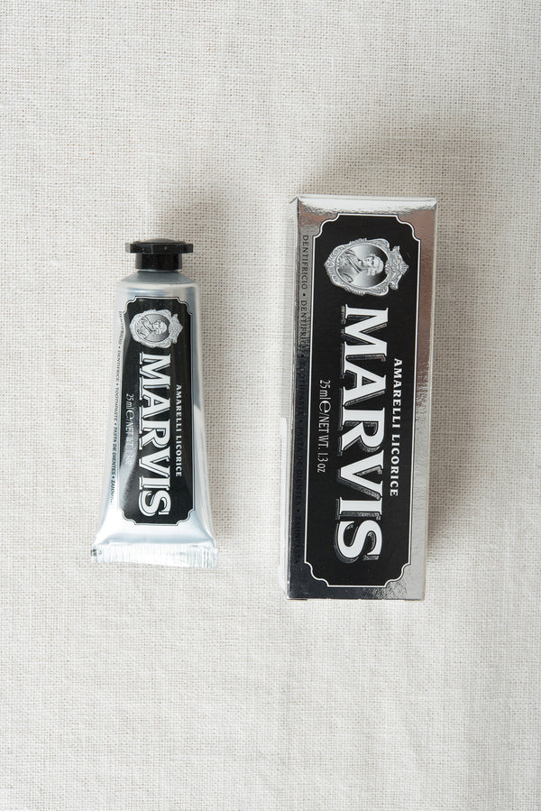 marvis toothpaste  licorice