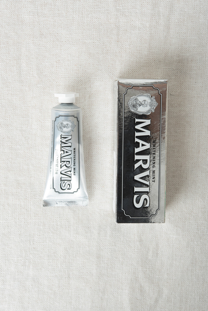 marvis toothpaste whitening