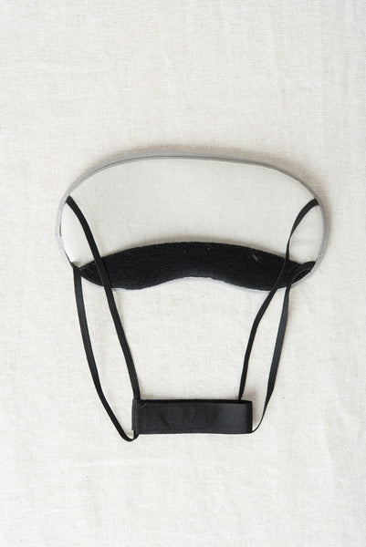 binchotan charcoal eye mask