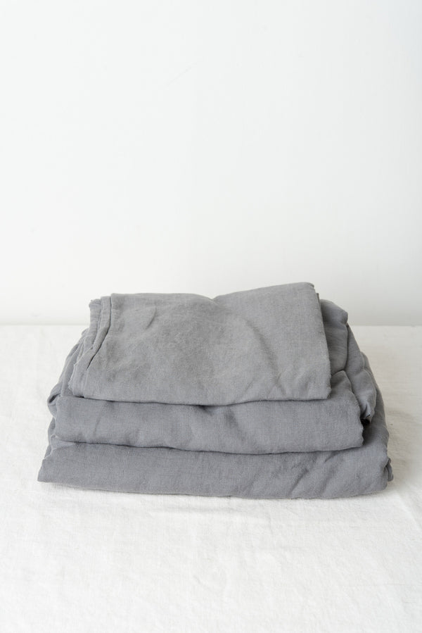 in bed queen linen sheets