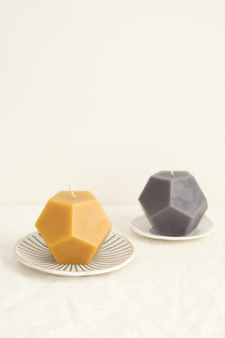 Greentree Home dodecahedrons candles