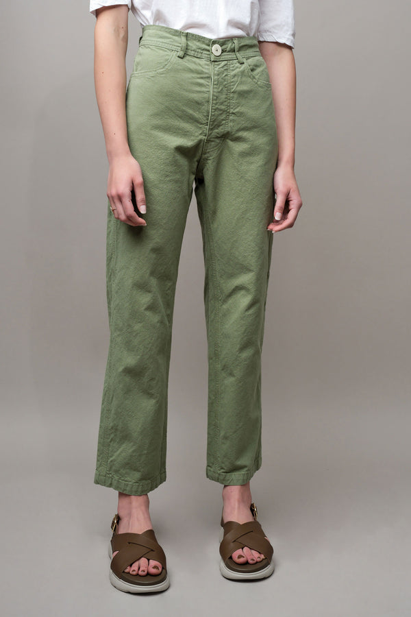 Jesse Kamm Handy Pants in Shrub
