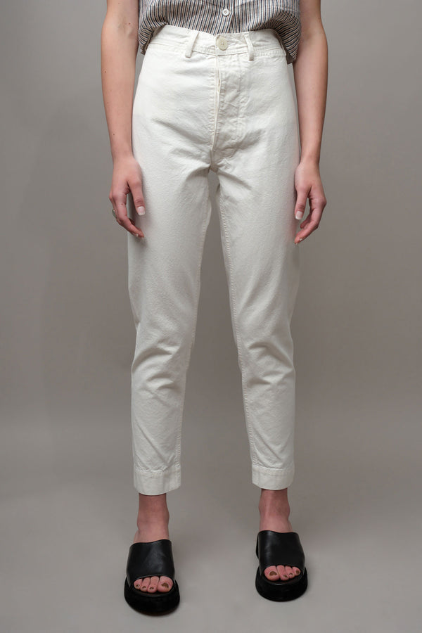 Jesse Kamm Ranger Pants in Salt