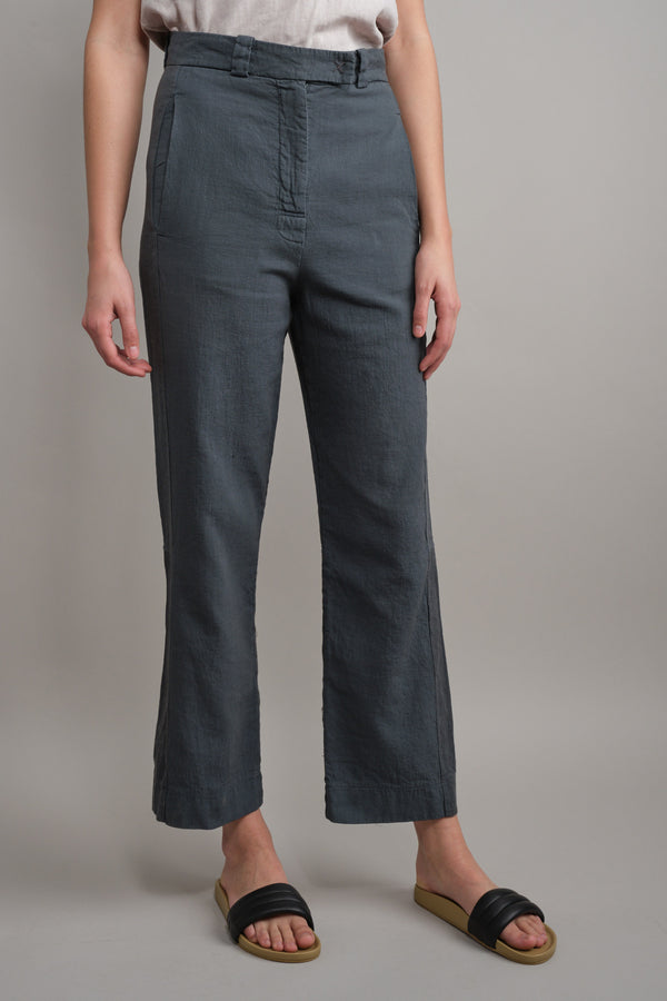 cotton linen pants Kristensen du Nord