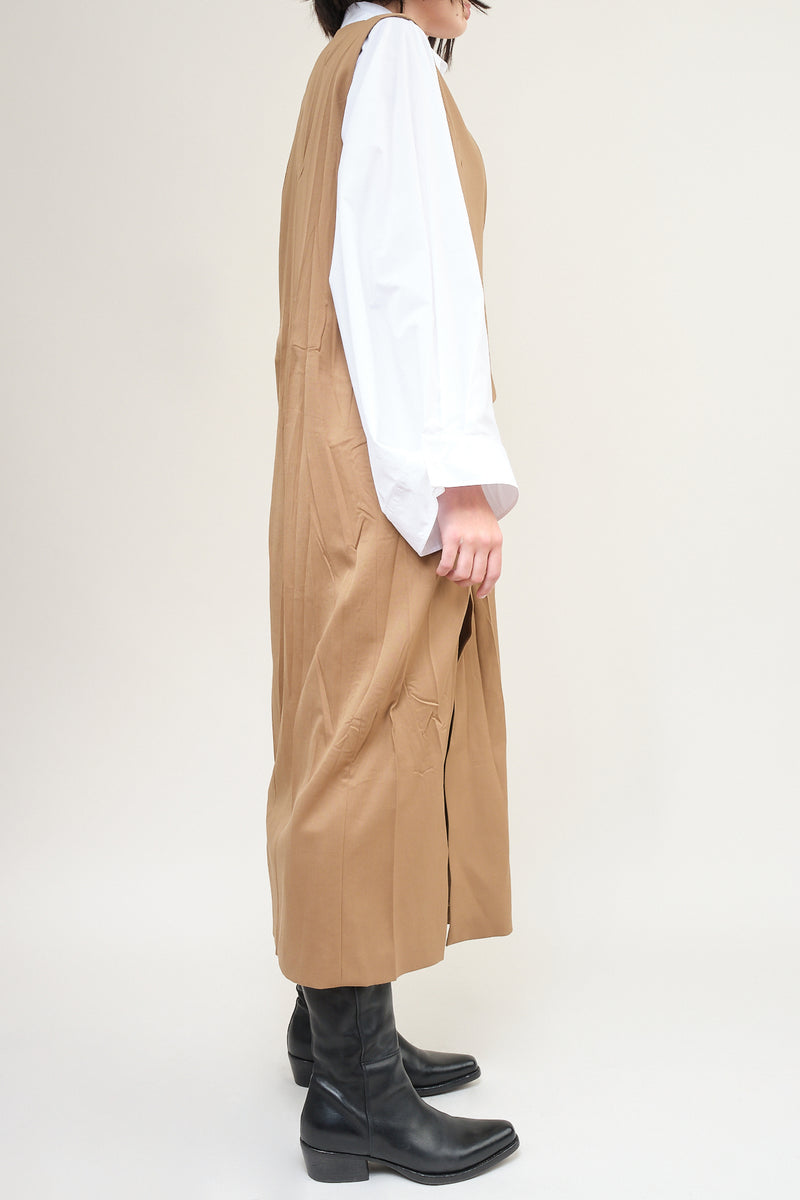 twill wool dress MM6 Maison Margiela