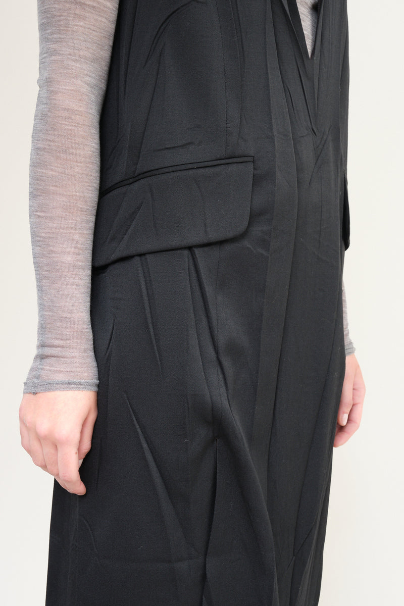wool dress MM6 Maison Margiela