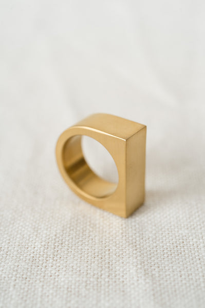 marmol radziner short slab ring