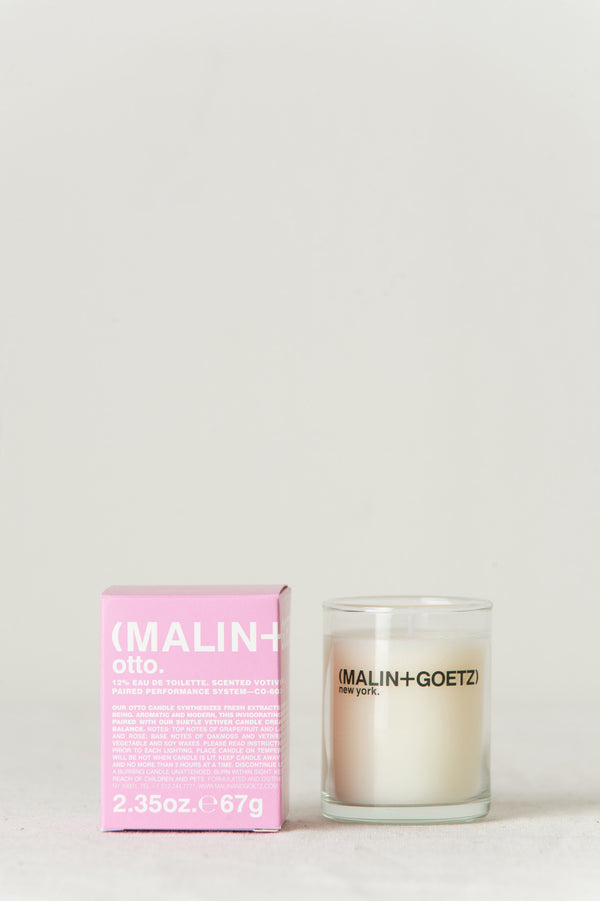 malin + goetz otto votive candle