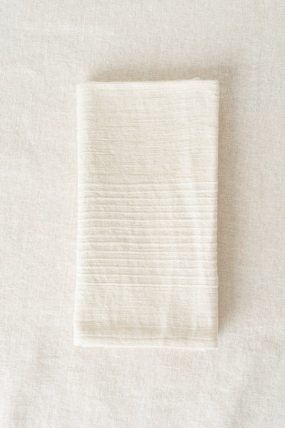 natural ribs napkin creative women