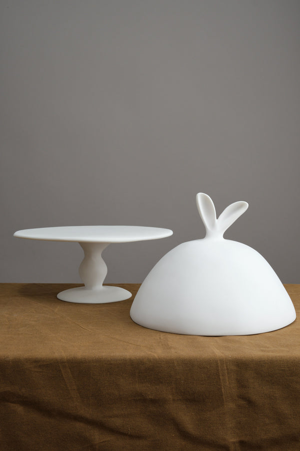 Tina Frey Design Large Dome on Pedestal Stand