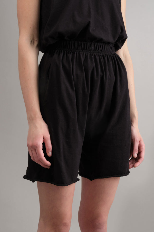wol hide Easy Lounge Short in Black